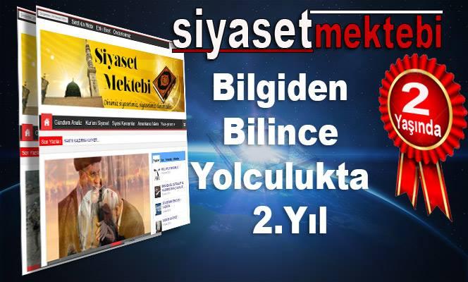 Photo of BİLGİDEN BİLİNCE YOLCULUKTA 2. YIL…