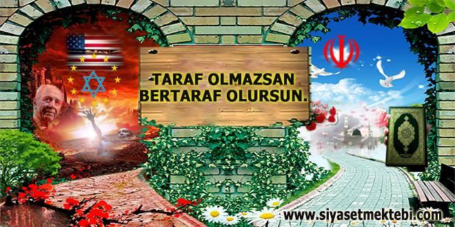 "Photo of ""Bİ-TARAF OLAN BERTARAF OLUR…"""