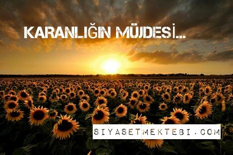 Photo of KARANLIĞIN MÜJDESİ…
