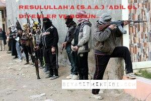 "Photo of RESULULLAH'A (s.a.a.) ""ADİL OL!"" DİYENLER VE BUGÜN…"