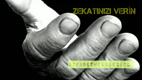 Photo of ZEKATINIZI VERİN…