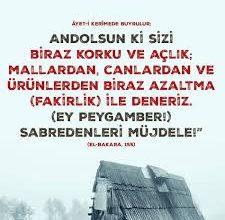 Photo of İNSANLIK TARİHİ İMTİHAN TARİHİDİR…