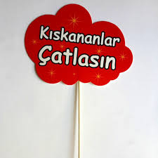 Photo of KISKANANLAR ÇATLASIN!..
