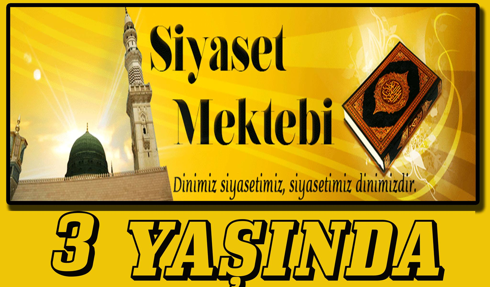 Photo of SİYASETMEKTEBİ 3 YAŞINDA…